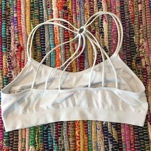 live love dream Intimates & Sleepwear - {LIVE LOVE DREAM} WHITE BRALETTE